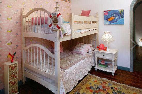 儿童家具-双层床